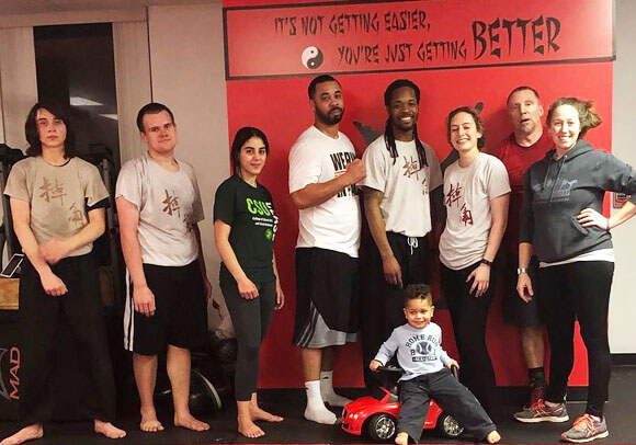 Martial Arts Classes for Adults